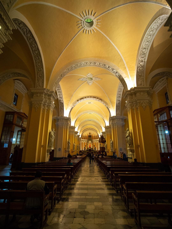 Katedrála v Arequipě