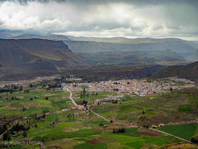 Město Chivay