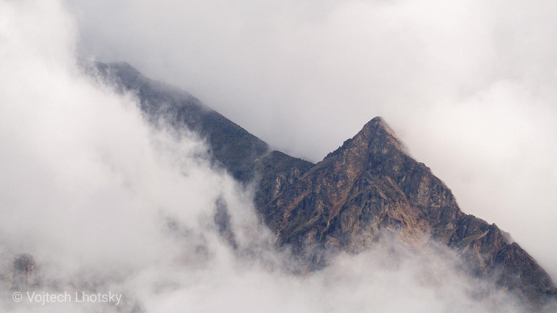 Snímky z Peru