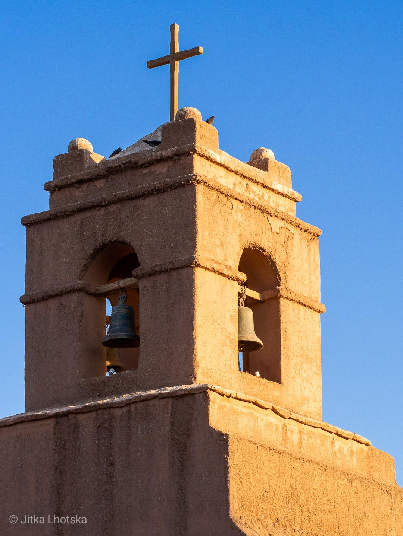 Kostelík, San Pedro de Atacama