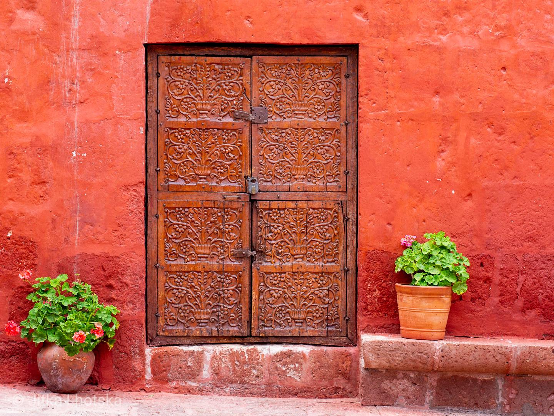 Klášter svaté Kataliny v Arequipě