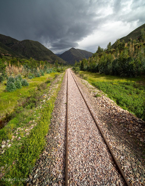 Železnice z Puna do Cuzca