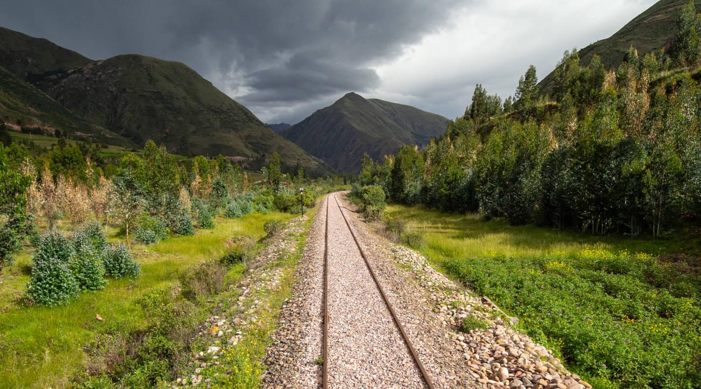 Peru – Vlakem do Cuzca (4)