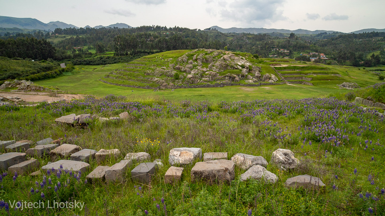 Pevnost Sacsayhuamán