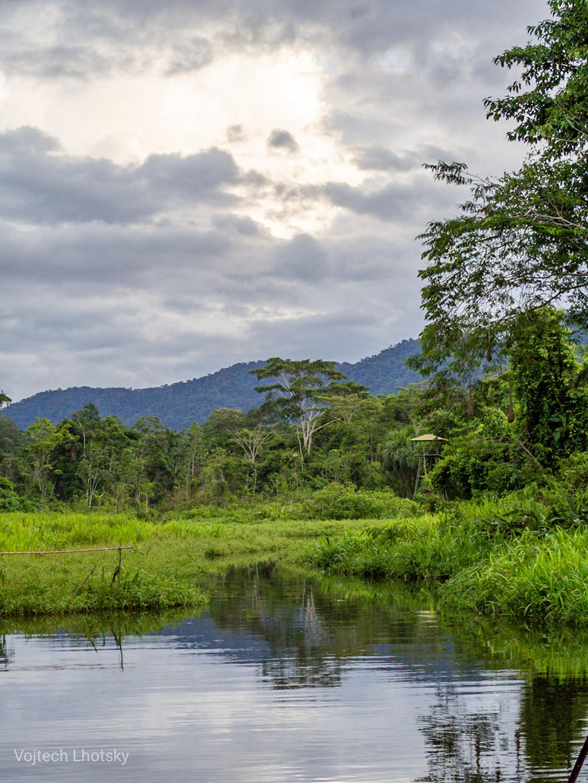 Národní park Manu