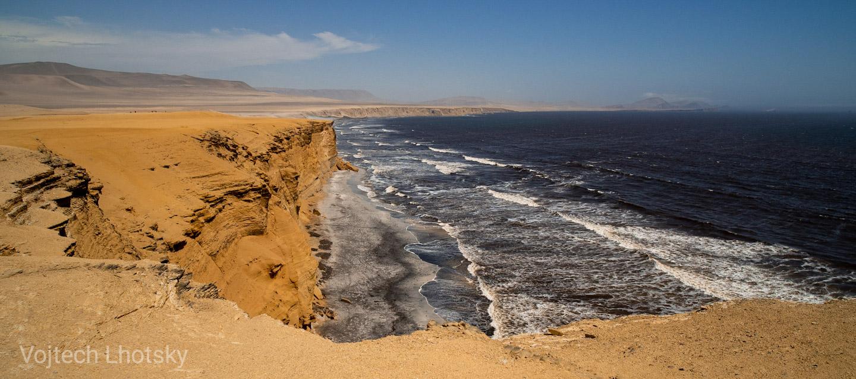 Poloostrov Paracas