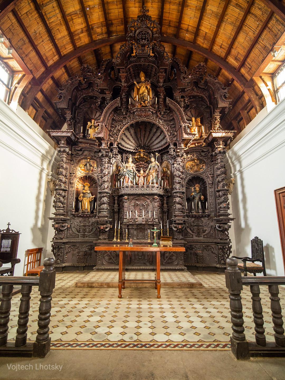 Kostelík sv. José