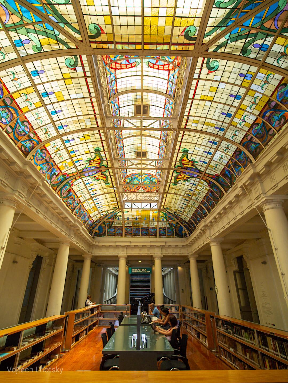 Knihovna v Limě