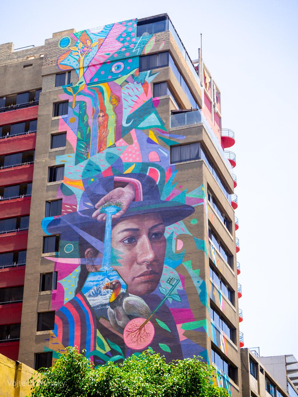 Street Art obrovských rozměrů