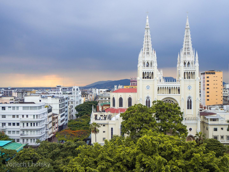 Ekvádor – Guayaquil (1)