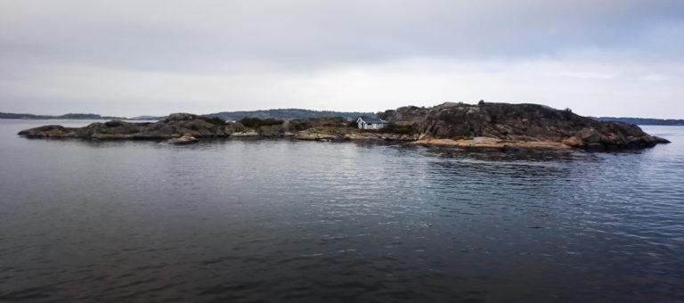 Jednodenní výlet na ostrůvky u Göteborgu