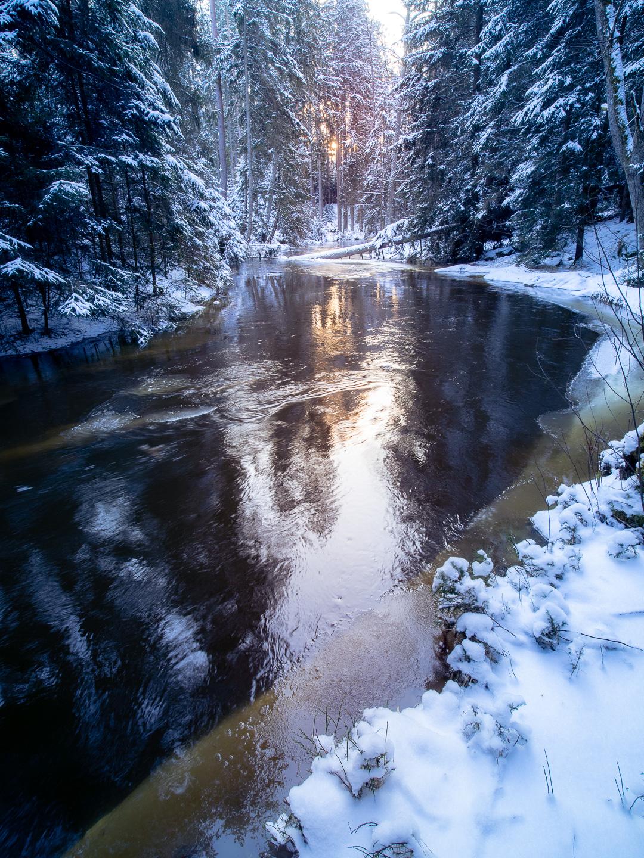 Řeka Dračice