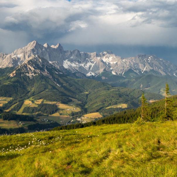 Alpy - červenec 2019
