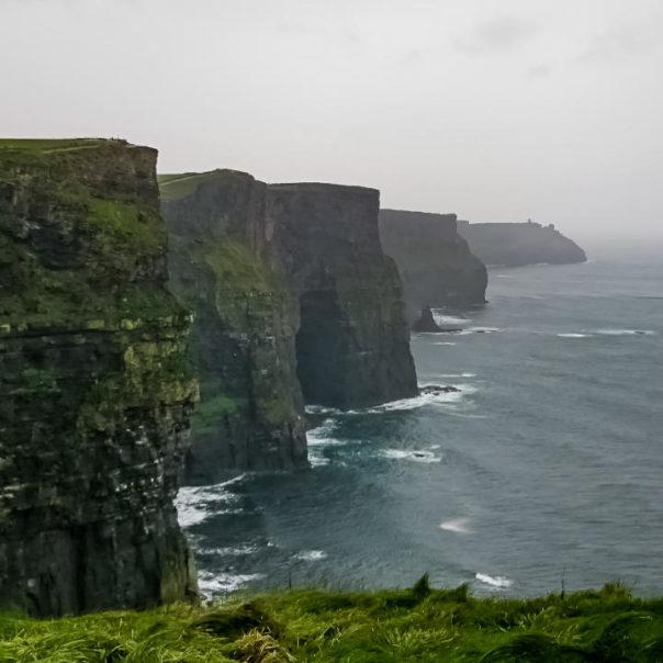 Irsko - říjen 2017