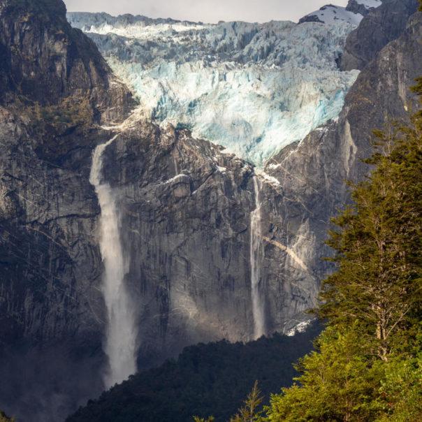 Patagonie - říjen, listopad, prosinec 2019