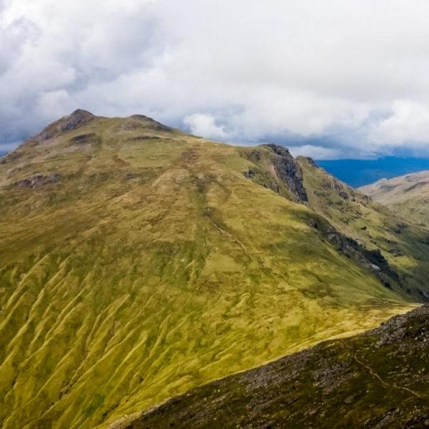 Skotsko - srpen 2017