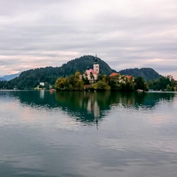 Slovinsko - srpen 2016