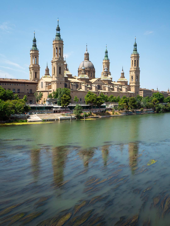Katedrála v Zaragoze